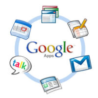 Google Apps Cloud Image