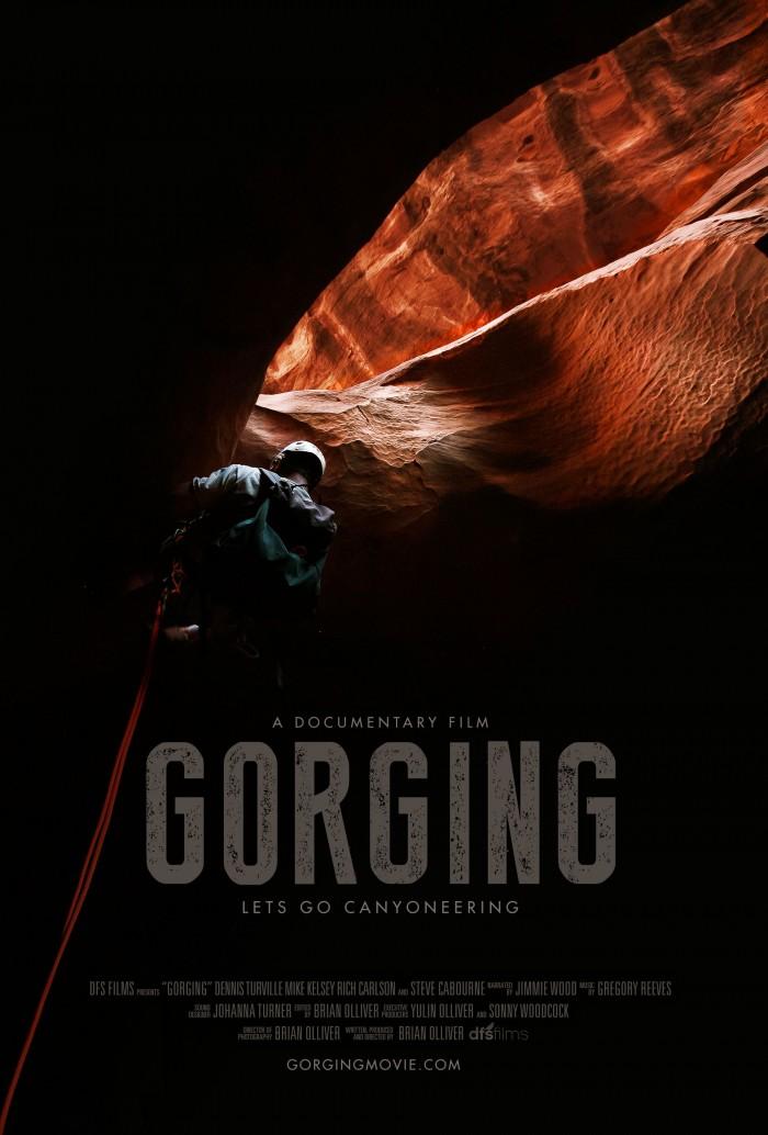 gorging-poster