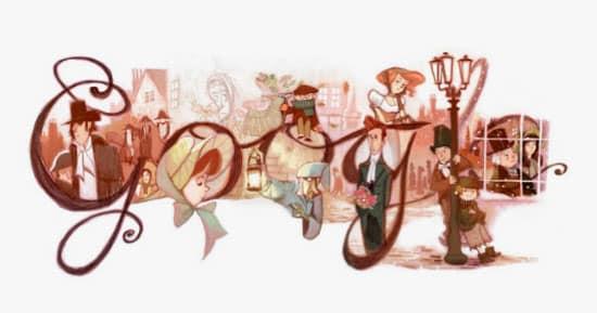 google-doodle-dickens