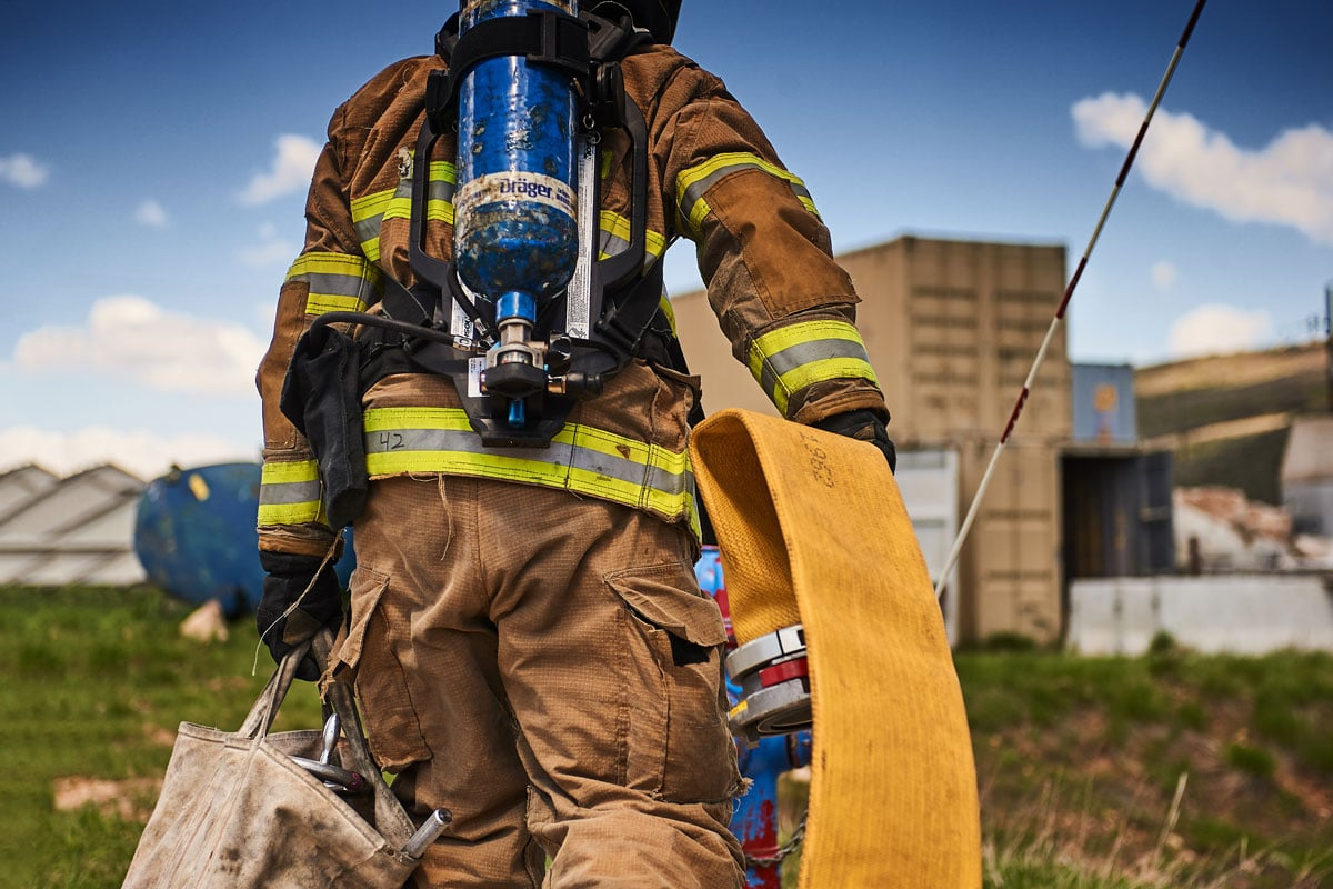 PCFD-Firefighter